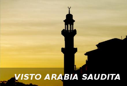 Visto Saudita
