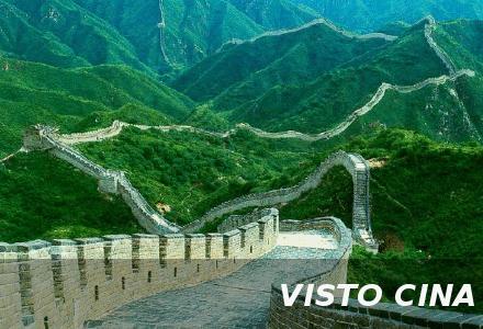 Visto per la Cina